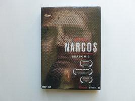 Narcos - Season 2 (3 DVD) Nieuw