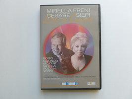 Mirella Freni - Cesare Siepi - Live In Concert (DVD)