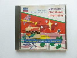 Mantovani - Christmas Favourites