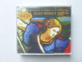 Alles wordt Nieuw 1,2 en 3 Bijbelliederen (3 CD)  Nieuw