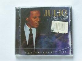 Julio Iglesias - My life / The Greatest Hits (2 CD) Nieuw