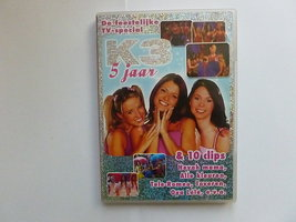 K3 - 5 Jaar & 10 Clips (DVD)