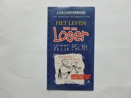 Het leven van een Loser - Vette Pech! (2 CD Luisterboek) nieuw