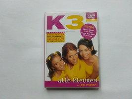 K3 - Alle kleuren ... een meer (DVD)