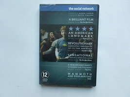 The Social Network (DVD) nieuw