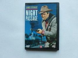 James Stewart - Night Passage (DVD)