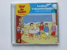 VOF de Kunst - Leukste vakantieliedjes (nieuw)