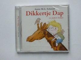 Annie M.G. Schmidt - Dikkertje Dap en andere liedjes (nieuw)