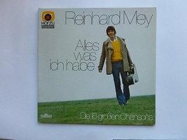 Reinhard Mey - alles was ich habe (LP)