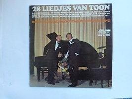 Toon Hermans - 28 Liedjes van Toon (LP)