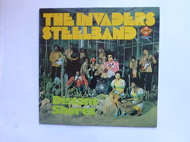 The Invaders Steelband - Distant Shores (LP)