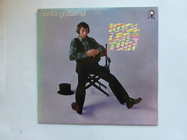 Rients Gratama - Knollen tuin (LP)