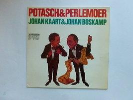Johan Kaart & Johan Boskamp - Potasch & Perlemoer (LP)
