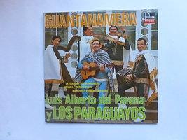 Los Paraguayos - Guantanamera (LP)