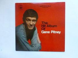 Gene Pitney - The Hit Album of (LP)