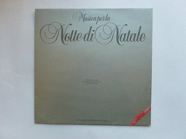 Musica per la Notte di Natale - Thijs van Leer, Rogier van Otterloo, Louis van Dijk (LP)