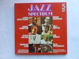 Jazz Spectrum (5 LP)