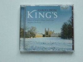Choir of King's College, Cambridge / S. Cleobury - Carols from the King's
