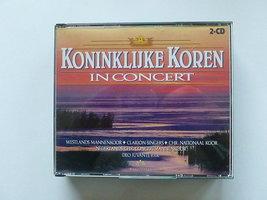 Koninklijke Koren in Concert (2 CD)
