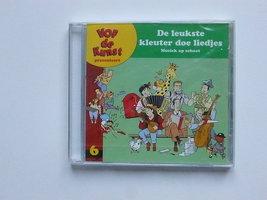 VOF de Kunst - Leukste kleuter doe liedjes (nieuw)