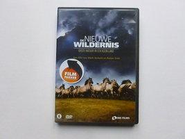 De Nieuwe Wildernis - Grote natuur in een klein land (DVD)