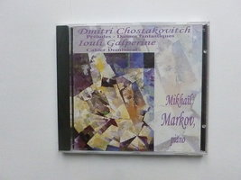 Dmitri Shostakovich - Mikhail Markov (nieuw)