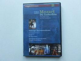 W.A. Mozart - Die Zauberflöte (DVD)