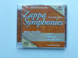 Simon Murphy/ A Dutch Academy - Zappa Symphonies (SACD) Nieuw