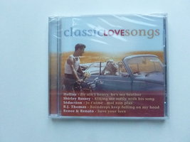 Classic Love Songs (nieuw)