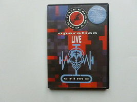 Queensrÿche - Operation Livecrime (DVD)