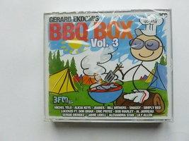 Gerard Ekdom's BBQ Box vol.3 (3 CD) Nieuw