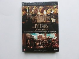 The Pillars of the Earth (2 DVD) nieuw