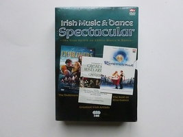 Irish Music & Dance - Spectacular (3 DVD) Nieuw