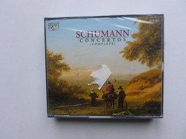 Robert Schumann - Concertos (2CD) Nieuw