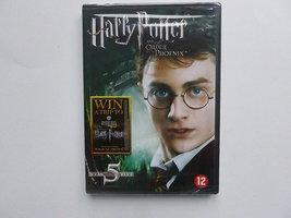 Harry Potter - and the Order of the Phoenix (DVD) Nieuw