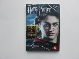 Harry Potter and the Goblet of Fire (DVD) Nieuw
