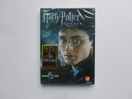 Harry Potter and the Half Blood Prince (DVD) Nieuw