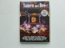 Samen met Dré - Live in Concert (2 DVD)
