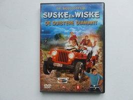 Suske en Wiske - De duistere Diamant (DVD)