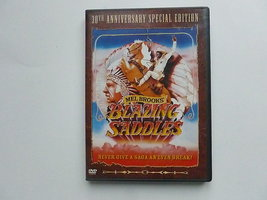 Mel Brooks - Blazing Saddles (DVD) engels