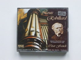 Cesar Franck - The Complete works for Organ / Louis Robilliard (3 CD)
