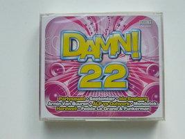 Damn! 22 - 100% Dance Hits (3 CD) Nieuw