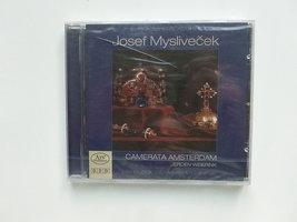 Josef Myslivecek - Camerata Amsterdam / Jeroen Weierink (nieuw)