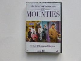 De Mounties - De Hilarische Shows van De Mounties (4 DVD) Nieuw