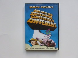 Monty Python - and now something completely different (DVD)