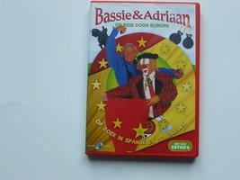 Bassie & Adriaan - op reis door Europa, Spanje en Luxemburg (DVD)