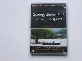 Spring, Summer, Fall, Winter...and Spring (DVD)