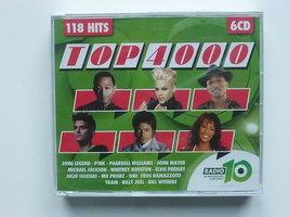 Top 4000 - Radio 10 (6 CD) Nieuw