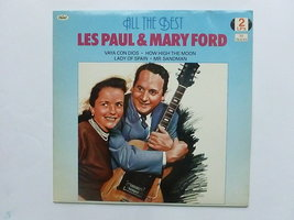 Les Paul & Mary Ford - All the Best (2 LP)