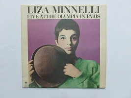 Liza Minnellie - Live at the Olympia in Paris (LP)